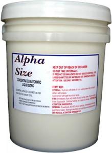 Alpha Size