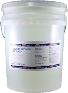 Liquid Oxygen Bleach