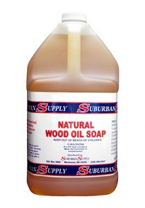 Natural Wood Oil Soap