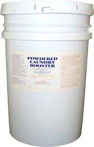 Powdered Laundry Booster