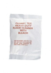Quarry Tile Heavy Duty Floor Cleaner with Bleach