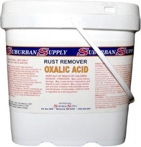 Rust Remover - Oxalic Acid