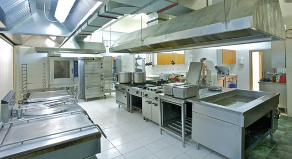 Suburban Supply Clean Kitchen