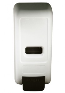 White Dispenser